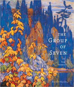 """cover image of the book """"The Group of Seven"""""""