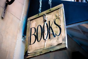 Book Store Sign