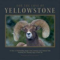 "cover image for book ""For the Love of Yellowstone"" by Doug Dance."
