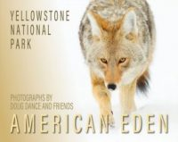 "cover image of book ""American Eden"" by Doug Dance"