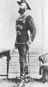 portrait of General Thomas Bland Strange