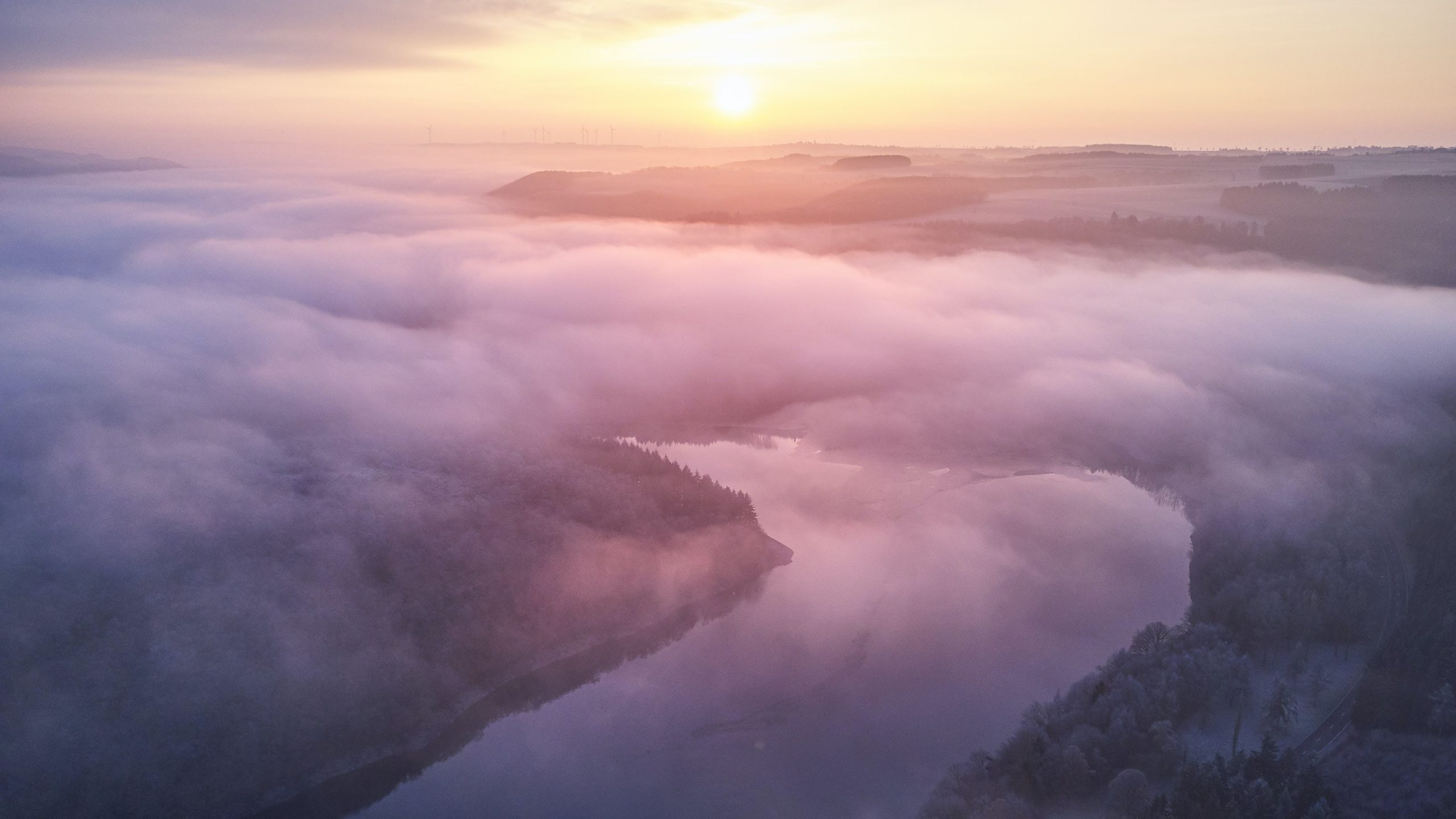 sunset over a river blanketed in clouds, why it's important to keep learning and how to do it