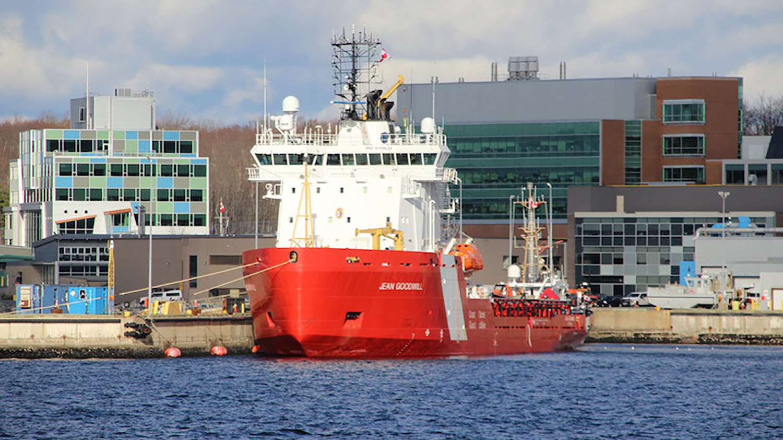 CCG Ship Jean Goodwill