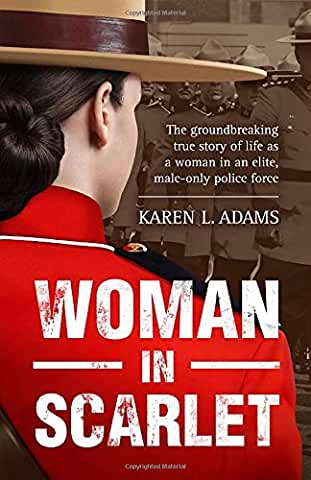 Cover of book Woman In Scarlet
